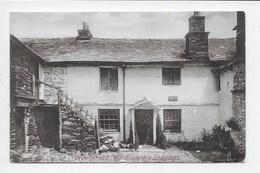 Hawkeshead, Wordsworth's Lodgings - Frith 30536 - Cumberland/ Westmorland