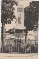 Les LOGES En JOSAS (78) - CPA - Monument Aux Soldats Morts 1914-1918 édit. Delmas - France