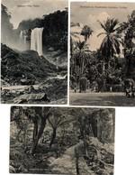 Laxapana Falls - Peradeniya - Halkagalla - Ceylon Ceylan - Platé N° 103 150 242 - Sri Lanka (Ceylon)