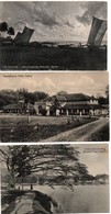 Mount Lavinia - Kandy Lake - Anuradhapura - Ceylon Ceylan - Platé N° 9 25 93 - Sri Lanka (Ceylon)