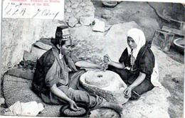 PALESTINE - Handmühle. Femmes Au Moulin - Women At The Mill - Palestine