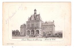 Saint Etienne Du Rouvray (76 - Seine Maritime)  Hôtel De Ville - Saint Etienne Du Rouvray