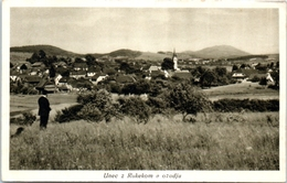 SLOVENIE - Unec Z Rakekom U Ozadju - Slovénie