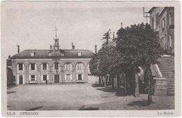 CPA DE EPERNON (EURE & LOIR)  LA MAIRIE - Epernon