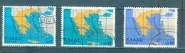 Greece, Yvert No 1322/1324 - Grèce