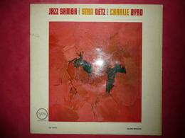 LP33 N°3021 - STAN GETZ - CHARLIE BYRD - JAZZ SAMBA - V6-8432 - Jazz