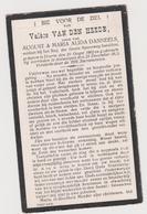 Soldaat Van Den Heede Danneels Deurle Antwerpen - Images Religieuses