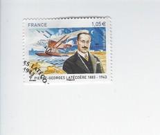 Personnalité Pierre-Georges Latécoère 4794 Oblitéré 2013 - Francia