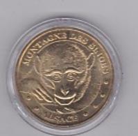 La Montagne Des Singes Le Bébé Singe 2011 - Monnaie De Paris