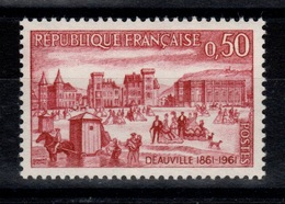 YV 1294 N** Deauville Cote 2,30 Euros - Nuovi