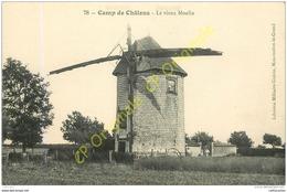 51.  CAMP DE CHALONS .  Le Vieux Moulin . - Camp De Châlons - Mourmelon