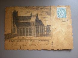 MIDDELBURG - EGLISE CATHEDRALE DE S. PIERRE  1905 - Middelburg