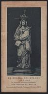 629 Santino Antico Madonna Addolorata Da Caserta - Religione & Esoterismo