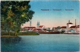 SERBIE - PANCSOVA - Temespart - Temesufer - Servië
