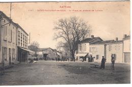 SAINT PAUL CAP DE JOUX - Place Et Avenue De Lavaur - Saint Paul Cap De Joux