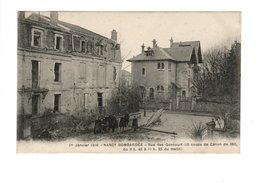 NANCY Bombardé (54) - Rue Des Goncourt (à L'arrière, Villa Majorelle) - Nancy