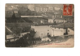 NANCY (54) - Pépinières De Boudonville - Etablissements Ant. Muller - Nancy