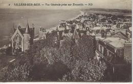 14 ( Calvados ) -  VILLERS Sur MER - Vue Generale Prise Sur Trouville - Villers Sur Mer