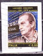 Italia 2006 Luchino Visconti   - Frammento - 2001-10: Oblitérés