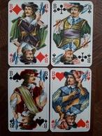 Speelkaarten : 4 Boeren | Jeu De Cartes : 4 Valets - Kartenspiele (traditionell)
