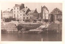 150 DIEPPE Travaux Maritimes 15x10 Cm - Dieppe