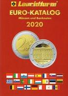 Leuchtturm EURO Katalog 2020 New 13€ EUROPA Mit Münzen Numisblatt Numisbriefe Banknoten Coin Numis-catalogue EUROPE - Non Classés