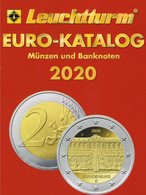 EURO Leuchtturm Katalog 2020 New 13€ EUROPA Mit Münzen Numisblatt Numisbriefe Banknoten Coin Numis-catalogue EUROPE - EURO