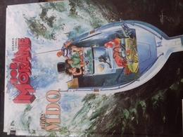 Alias M.D.O. CORIA HENRI VERNES Le Lombard 1996 - Bob Morane