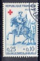 FRANCE N°1279  OBLITERE 20% De La Cote Y&T 4.00 € - France
