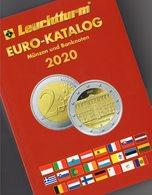 Leuchtturm EURO Katalog 2020 Neu 13€ EUROPA Mit Münzen Numisblatt Numisbriefe Banknoten Coin Numis-catalogue EUROPE - Livres & Logiciels