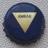 (LUXPT) - ES-L 7 - Capsula De Bouteille De Bière Ambar - Espagne - Bière