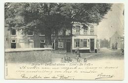 """Itegem - De Lindenboom - Hotel """"De Valk"""" Met Afstempeling 1902 - Heist-op-den-Berg"""