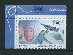 FRANCE 2005 . Poste Aérienne N° 68a . Neuf ** (MNH) . Coin De Feuille Illustré . - 1960-.... Neufs