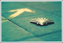 EL CAMINO. SEÑALES DEL CAMINO. TARJETA  PREFRANQUEADA ESPAÑA. TARIFA A. ENTERO POSTAL. Postcard Paid Postage. - Stamped Stationery