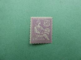 FRANCE MOUCHON N° 128 Neuf Sans Charnière Cote 1000 € - 1900-02 Mouchon