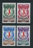FRANCE 1969 . Service . Série N°s 39 à 42 . Neufs ** (MNH) . - Officials