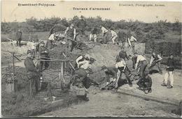 Brasschaat - Brasschaet-Polygone    *  Travaux D'arnement  (Leger - Armée - Militair) - Brasschaat