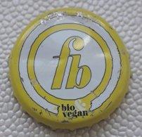 (LUXPT) - LU-L 6 - Capsula De Bouteille De Bière Bio Vegan - Luxembourg - Bière