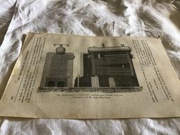 Les Merveilles De L Exposition Le Générateur à Circulation Inexplosible  Système Sinclair - Vieux Papiers