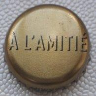 (LUXPT) - LU-L 5 - Capsula De Bouteille De Bière Diekirch A'Amitié - Luxembourg - Bière