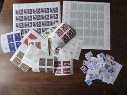 FRANCE Lot De FACIALE : 100 Fois 5,00 Fr. Et 100 Fois 2,60 Fr. Pour Affranchir Lettre Prioritaire à 1,16 € Moins 55 % - Collections