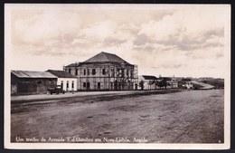 ANGOLA ** UM TRECHO DA AVENIDA 5 D'OUTUBRO EM NOVA LISBOA -   Has Been Sent To Jumet ( Belgium ) - Angola