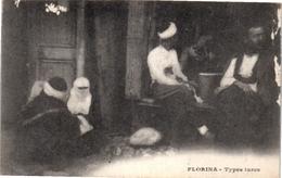 FLORINA - Types Turcs Année 1918 - Macédoine
