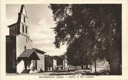 BONREPAUX (Ariège) Eglise Et Pré Commun RV - Altri Comuni
