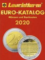 EURO Katalog Leuchtturm 2020 Neu 13€ EUROPA Mit Münzen Numisblatt Numisbriefe Banknoten Coin Numis-catalogue EUROPE - Libros, Revistas, Cómics