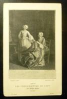 CPA  Neuve (N° 191) - LES CHEFS- D'OEUVRE DE L'ART Au XVIIIe Siècle - La Couturière - 22ème Série - N° 264 - France