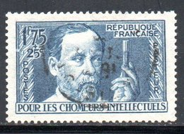 1938 - YT 385 OBLITERE  COTE 20 € - Frankreich