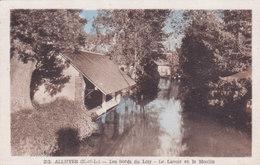 PJ  - Alluyes - Les Bords Du Loir - Le Lavoir Et Le Moulin - Otros Municipios