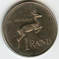 Afrique Du Sud South Africa 1 Rand 1980 KM 88a - Afrique Du Sud