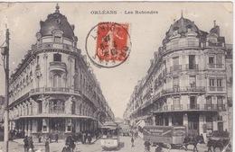 CPA - Orléans (45) Loiret - Les Rotondes - Orleans